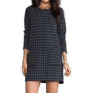 Marc Jacobs Quilty Argyle Mini Dress
